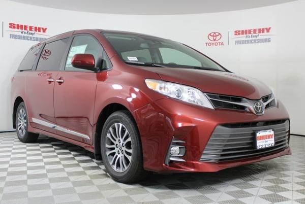 2020 Toyota Sienna in Fredericksburg, VA