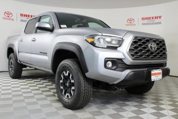 2020 Toyota Tacoma in Fredericksburg, VA