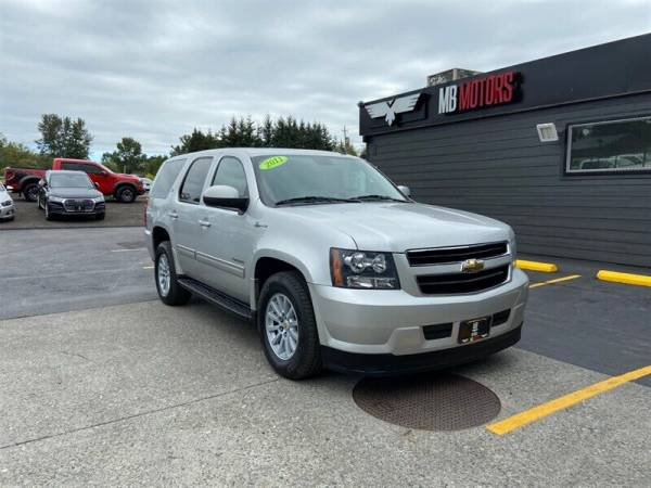used chevrolet tahoe hybrid for sale with photos u s news world report used chevrolet tahoe hybrid for sale