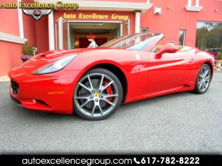 Used Ferrari Convertibles For Sale With Photos Truecar