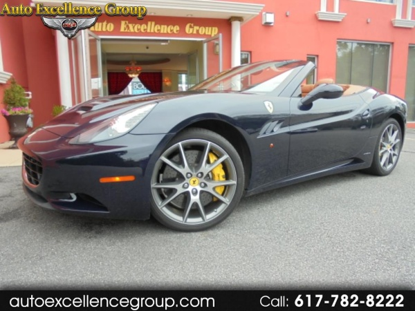 2012 Ferrari California Convertible For Sale In Saugus Ma Truecar