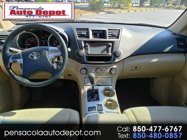 2013 Toyota Highlander Highlander