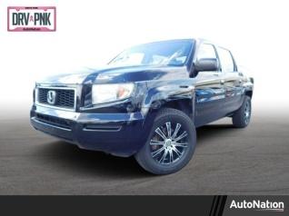 Used 2007 Honda Ridgeline RTX 4WD For Sale In Panama City, FL