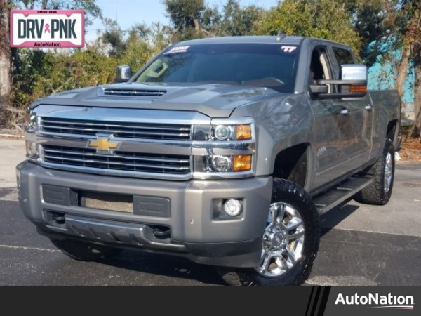 2017 Chevrolet Silverado 2500HD High Country