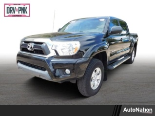 Used 2015 Toyota Tacoma PreRunner Double Cab V6 RWD Automatic For Sale In Panama  City,
