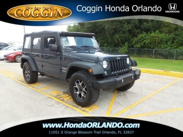 2017 Jeep Wrangler in Orlando, FL