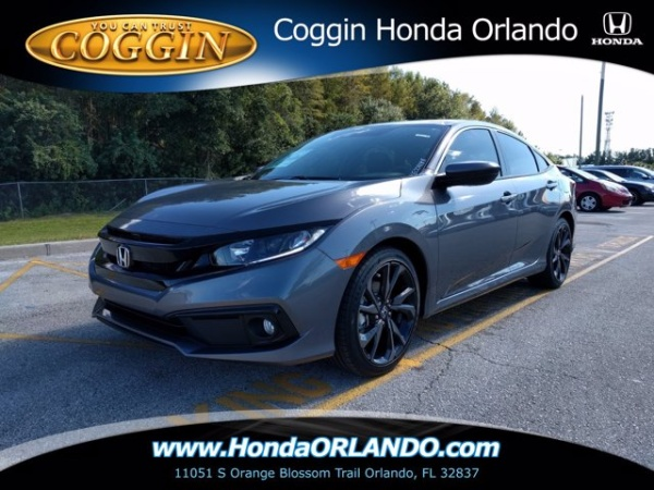 2020 Honda Civic in Orlando, FL