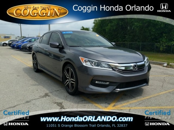 2017 Honda Accord in Orlando, FL