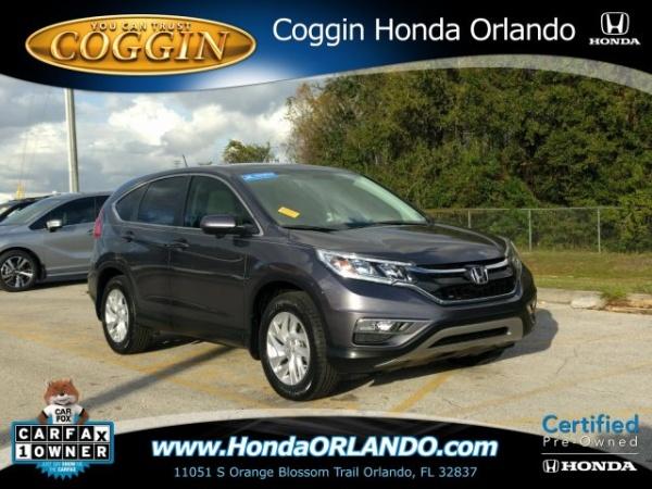 2016 Honda CR-V in Orlando, FL