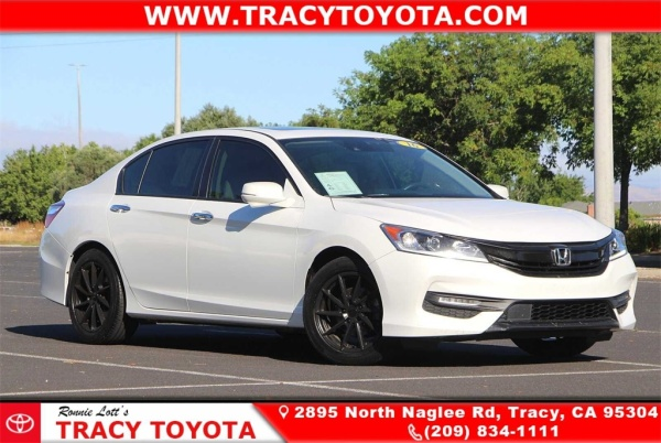 2016 Honda Accord in Tracy, CA