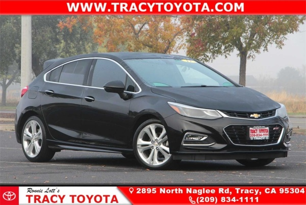 2017 Chevrolet Cruze in Tracy, CA