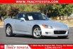 2002 Honda S2000 Convertible for Sale in Tracy, CA