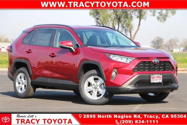 2020 Toyota RAV4 in Tracy, CA