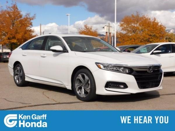 2020 Honda Accord in Salt Lake City, UT