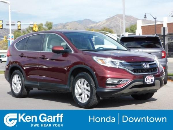 2016 Honda CR-V in Salt Lake City, UT