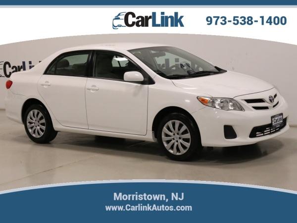 2012 Toyota Corolla in Morristown, NJ