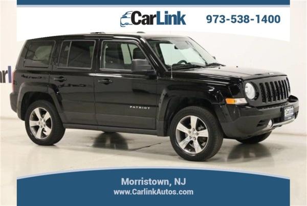 2016 Jeep Patriot in Morristown, NJ