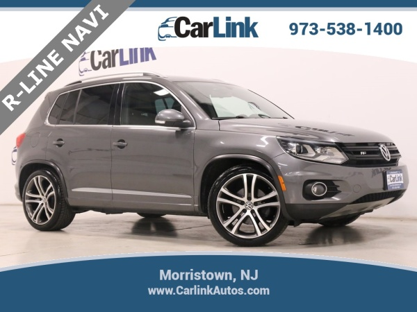 2015 Volkswagen Tiguan in Morristown, NJ