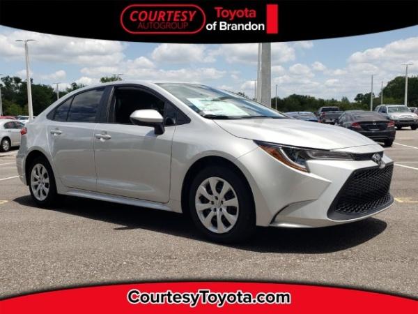 2020 Toyota Corolla in Tampa, FL