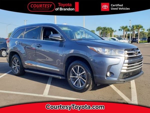 2017 Toyota Highlander in Tampa, FL