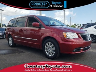 2017 Chrysler Town Country Touring For In Tampa