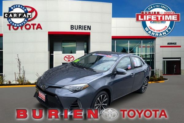 2018 Toyota Corolla in Burien, WA