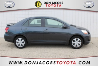 Used 2007 Toyota Yaris Sedan Manual For Sale In Milwaukee, WI