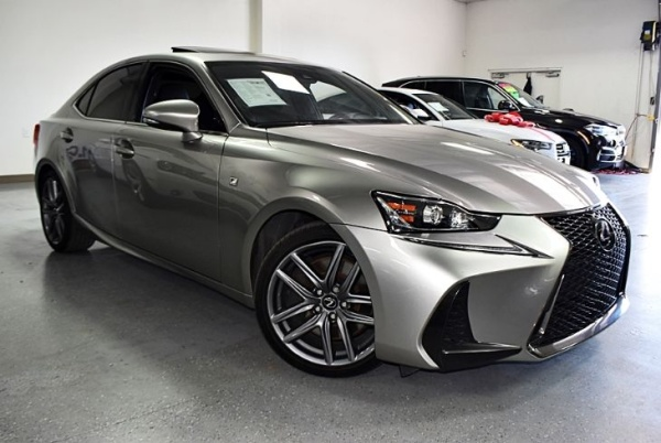 2017 Lexus IS in San Diego, CA