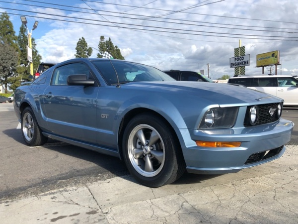 2005 Ford Mustang in Whittier, CA