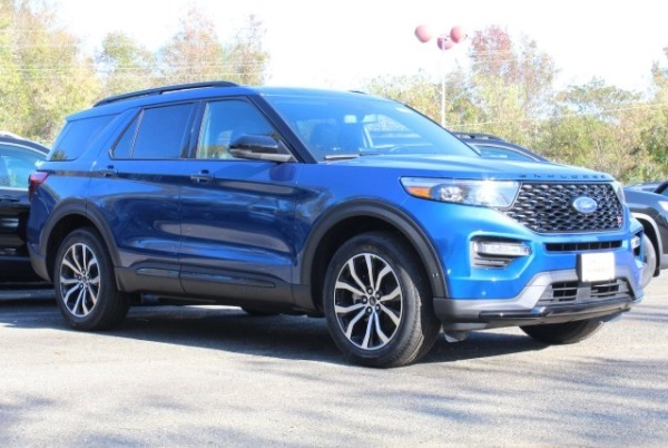 2020 Ford Explorer in Alexandria, VA