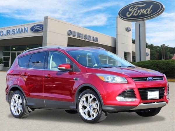 2015 Ford Escape in Alexandria, VA