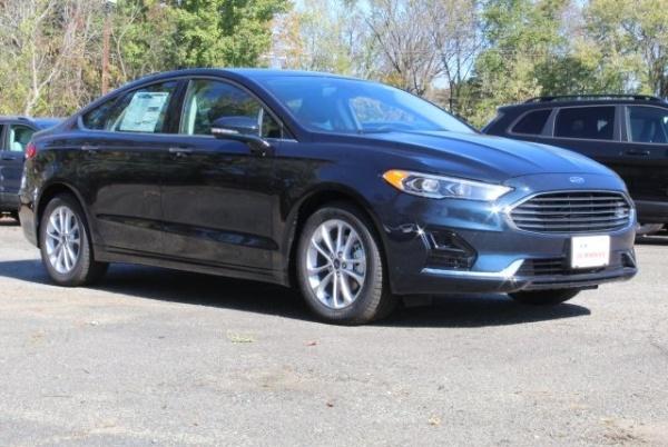 2020 Ford Fusion in Alexandria, VA