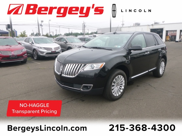 2015 lincoln mkx fwd for sale in lansdale pa truecar. Black Bedroom Furniture Sets. Home Design Ideas
