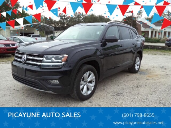 2018 Volkswagen Atlas in Picayune, MS