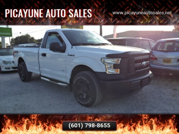 2017 Ford F-150 in Picayune, MS