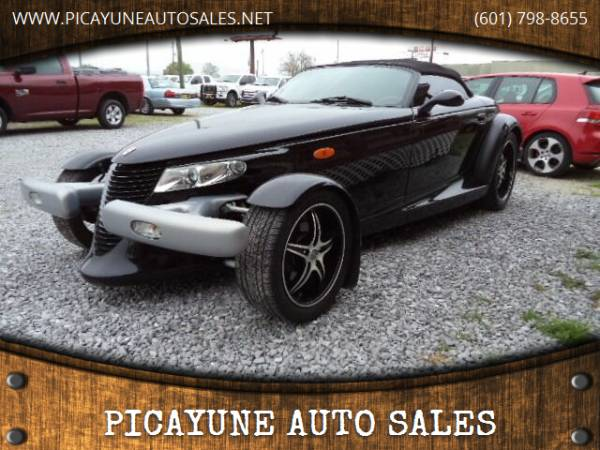 1999 Plymouth Prowler in Picayune, MS