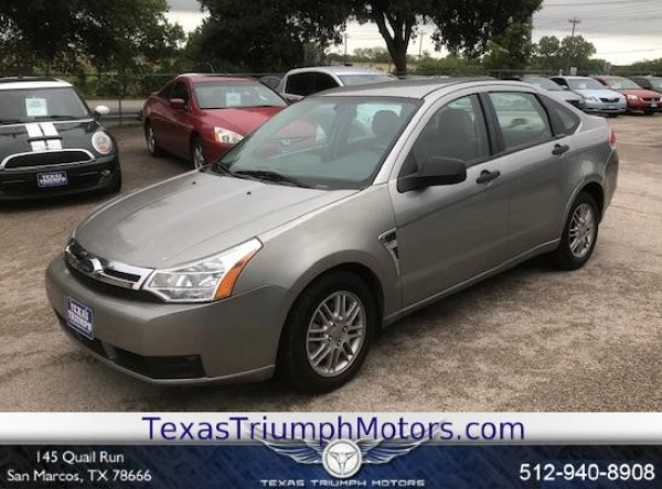 2008 Ford Focus in San Marcos, TX