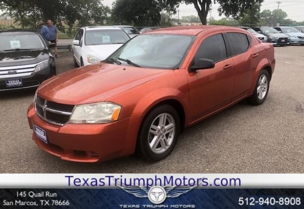 2008 Dodge Avenger in San Marcos, TX