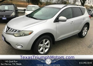 Used Nissan Murano For Sale In San Marcos Tx 304 Used Murano