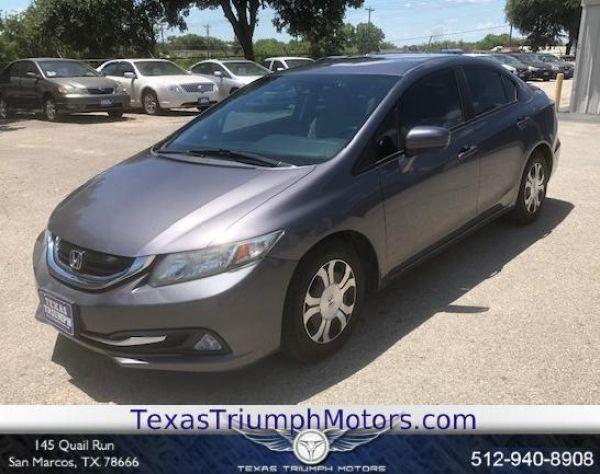 2014 Honda Civic in San Marcos, TX