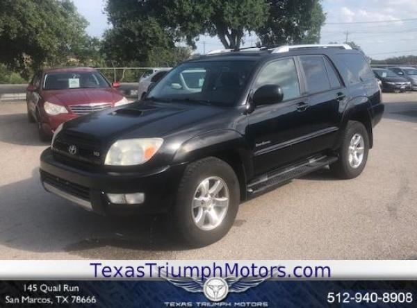 2004 Toyota 4Runner in San Marcos, TX