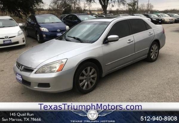 2007 Honda Accord in San Marcos, TX