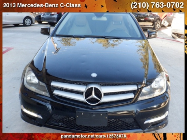 2013 Mercedes-Benz C-Class in San Antonio, TX