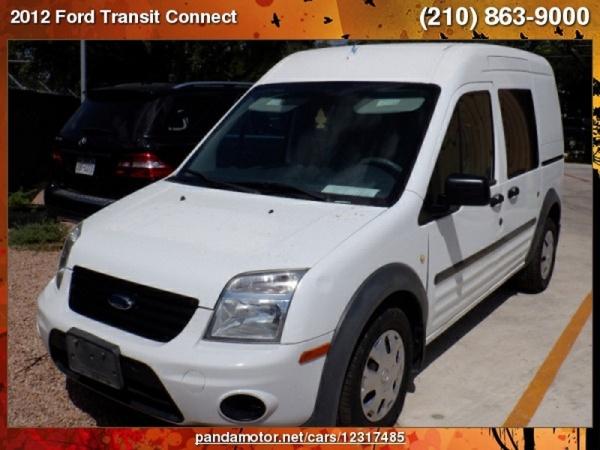 2012 Ford Transit Connect Van in San Antonio, TX