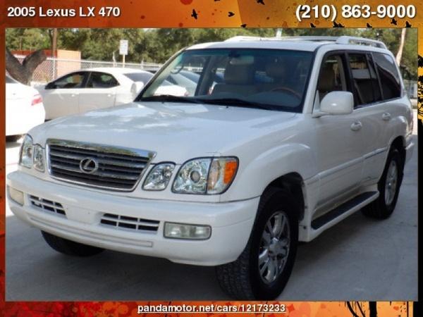 2005 Lexus LX in San Antonio, TX