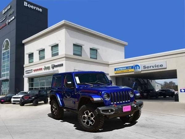 2019 Jeep Wrangler in Boerne, TX