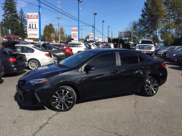 2018 Toyota Corolla in Lynnwood, WA