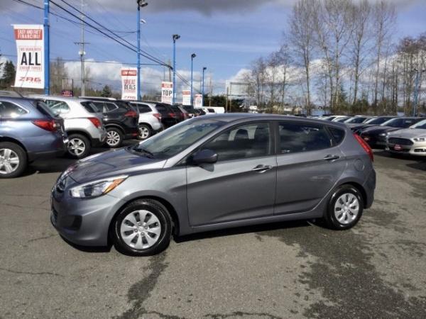 2017 Hyundai Accent in Lynnwood, WA
