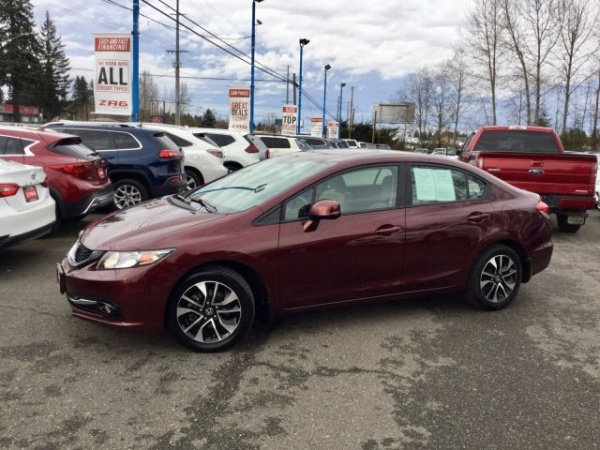 2013 Honda Civic in Lynnwood, WA