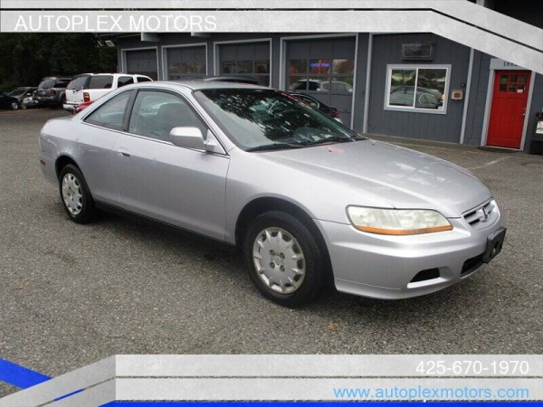 2002 Honda Accord in Lynnwood, WA